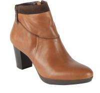 Salt N Pepper 14-618 Anna Almond Brown Boots Boots