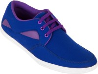 Zovi Blue And Purple Sneakers