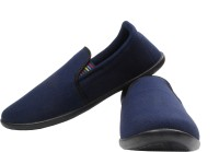 Shoe Striker Navy Blue Shoes Loafers