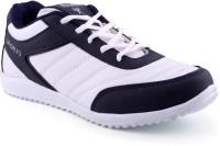 Xtrafit S Nine White Navy Blue Running Shoes