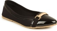 Lovely Chick Lovely Chick Black Women Casual Ballerinas 5039-Black Casual Shoe