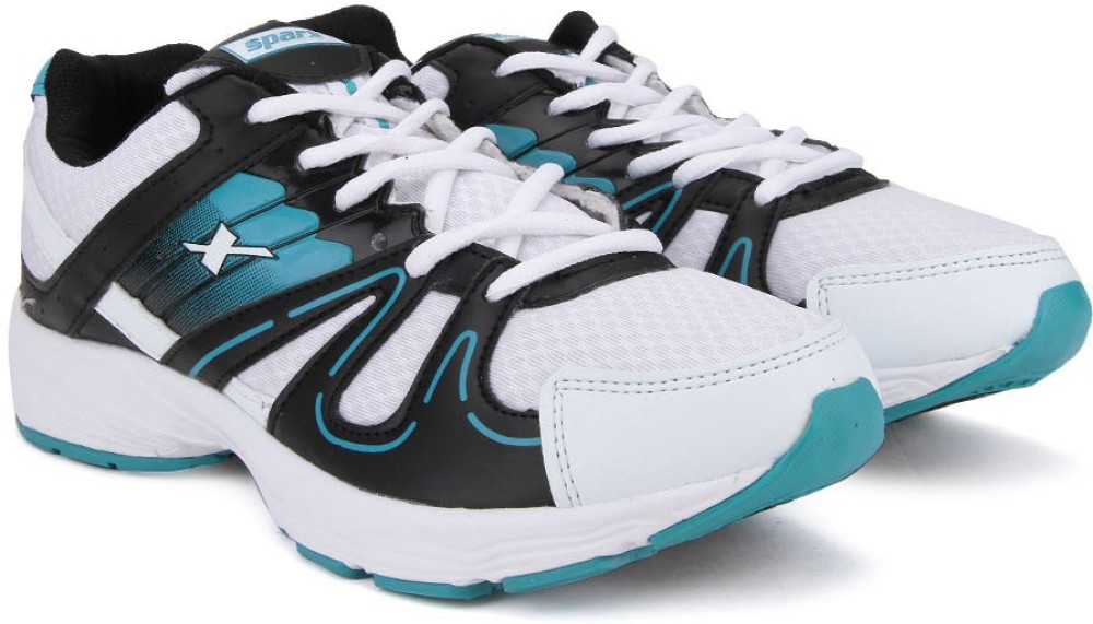 Sparx SX9005G Men Running Shoes Black Blue White