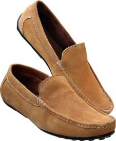 Per Te Solo LISA CASUAL SLIP ON TAN Loafers