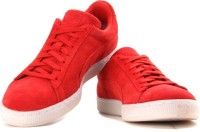 Puma Suede Classic Colored Men Sneakers Red