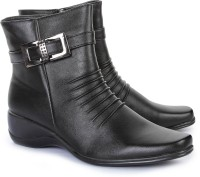 Do Bhai 978-639-Black Boots Boots