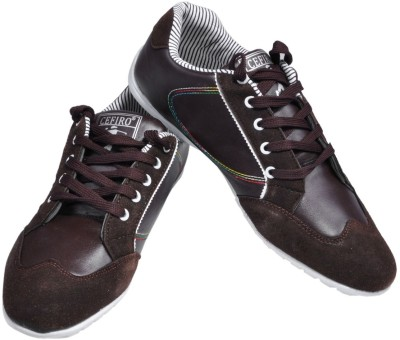 Cefiro Brown Sneakers