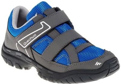 Quechua Blue Hiking & Trekking Shoes