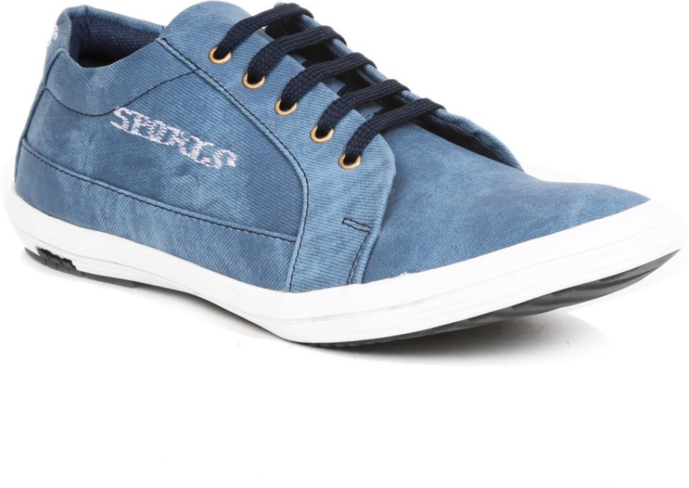 GS Stylish Casual Shoes - Buy Blue Color GS Stylish Casual ...