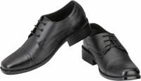 RJ Leather Rainer Lace Up Shoes