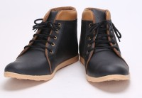 Quarks Ankle Length Side Lace Boots