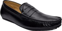 Hirel's Men Leather Mocassion Loafers