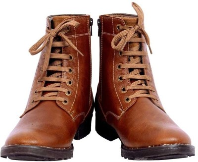 Buy Alberto Torresi Brown Boots for Men Online India, Best Prices
