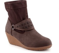 Kielz Ladies Boots - SHOE356KGZ7VVGTY