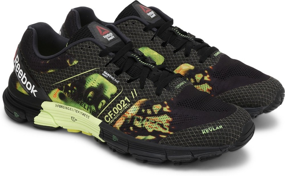 Reebok R CROSSFIT ONE CUSHION30 Men Running Shoes Multicolor