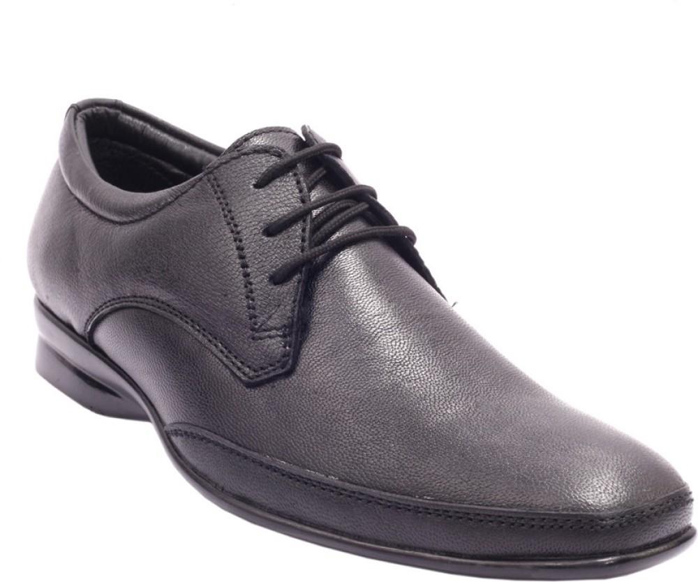 Marcbeau kosher Genuine Leather Lace Up Shoes