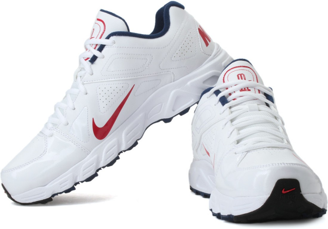 Nike Potential Cricket Shoes - Buy White Color Nike ...