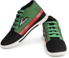 Super Matteress Green-129 Casuals Shoes