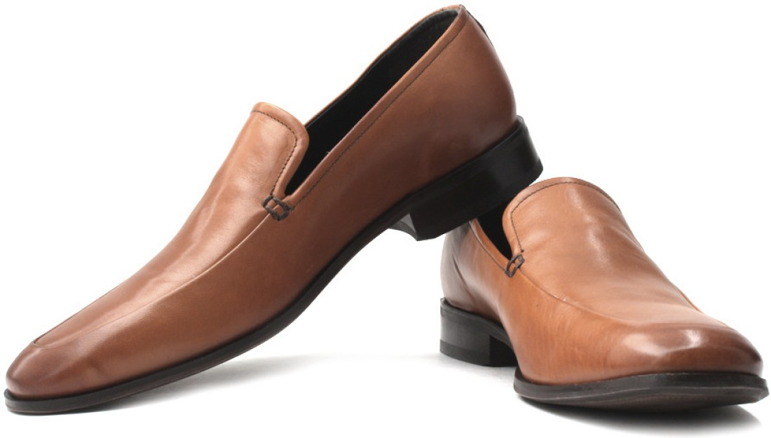 ruosh genuine leather semi formal shoes buy color