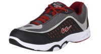 Campus CAMPUS Running Shoes Black, Silver, Red