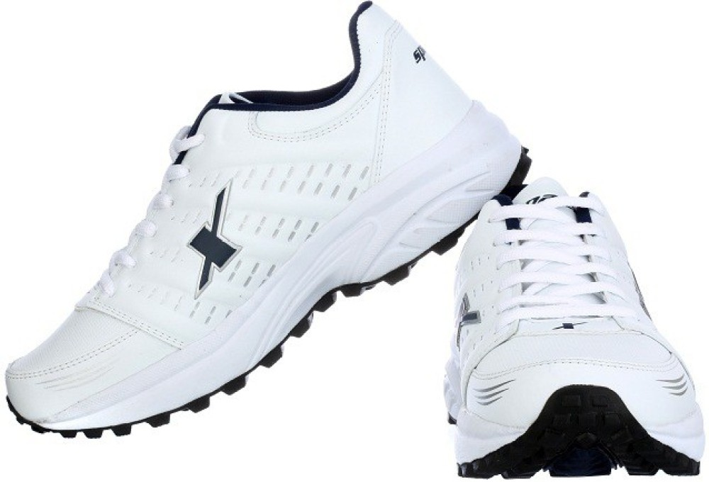 Sparx Running Shoes White Navy...