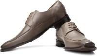 Ruosh Two Tone Finish Genuine Leather Semi-Formal Shoes: Shoe