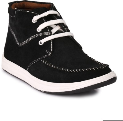Luckyman 100% Genuine Leather Sneakers
