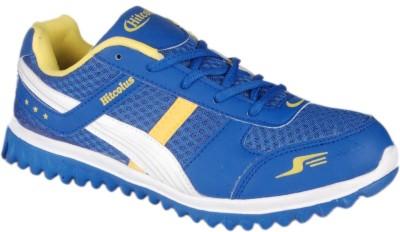 Hitcolus Royal Blue & Yellow Running Shoes