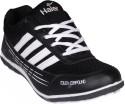 Haier Sports Black Fiero Sport Running Shoes