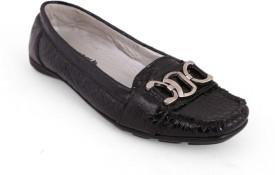 Ilian Fossa Black Loafers