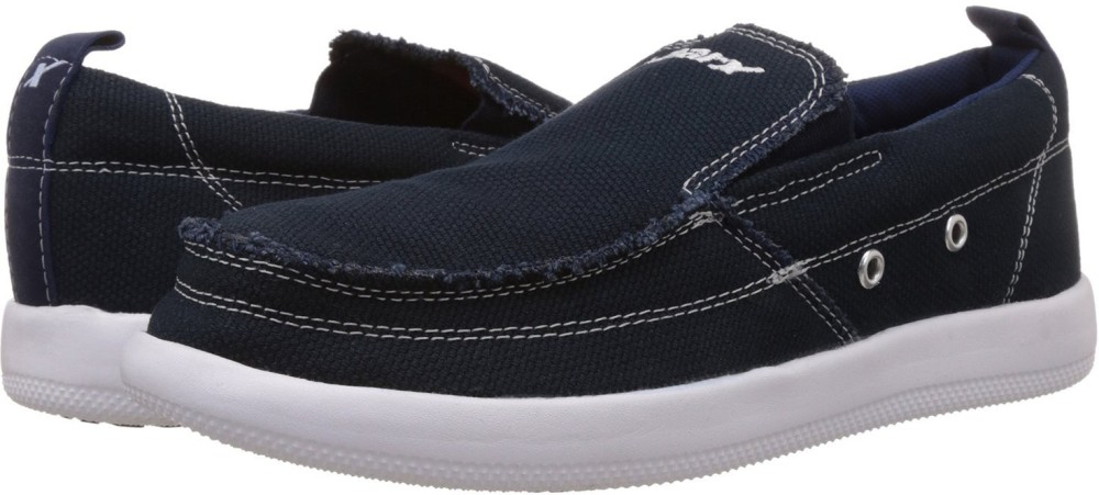 Sparx Loafers Navy Blue