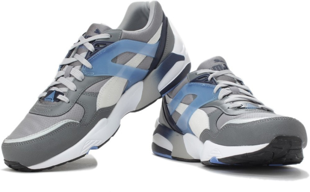 Puma R698 Mesh Neoprene Sneakers Grey