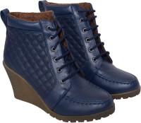 Rialto Boots Shoes For Women's (Multicolor) Blue