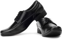 Fortune 5180-17-Black Lace Up Shoes