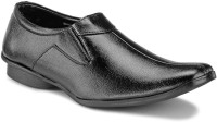 Yepme Men-Black Slip On Shoes