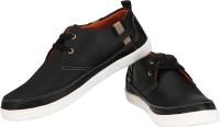 CK Shoes Canvas Shoes Black