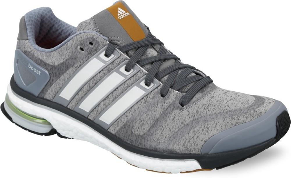 Adidas Adistar Boost M Heather Running Shoes