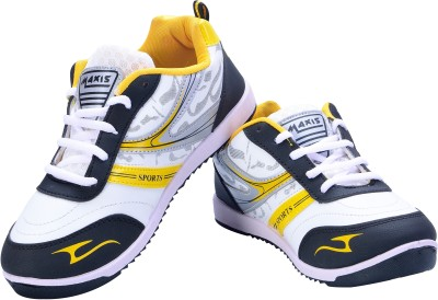 Larson Men's Yellow Running Shoes