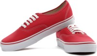 Vans Authentic Canvas Sneakers - SHODWEQGT3GHFMBY
