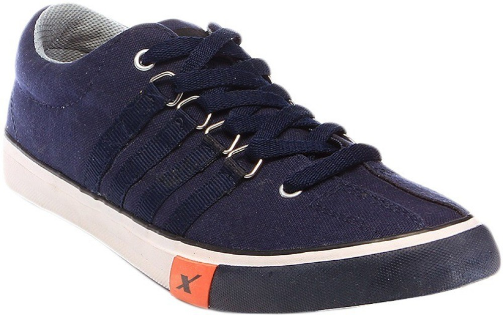 Sparx Sporty Canvas Shoes Navy