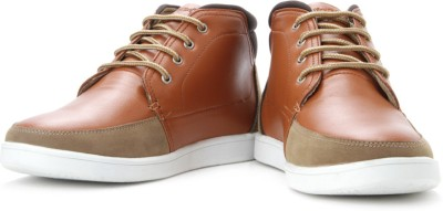 Flippd Mid Ankle Sneakers from Flipkart at Flat 15% Off - Rs 1444
