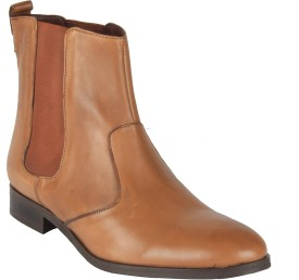 Salt N Pepper 11-590 Juliet Cognac Boots Boots