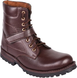 Affican high long Boots