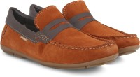 U.S. Polo Assn. Loafers Brown, Orange
