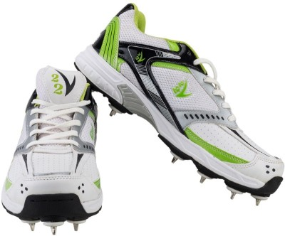 V22 Full Spikes Cricket Shoes
