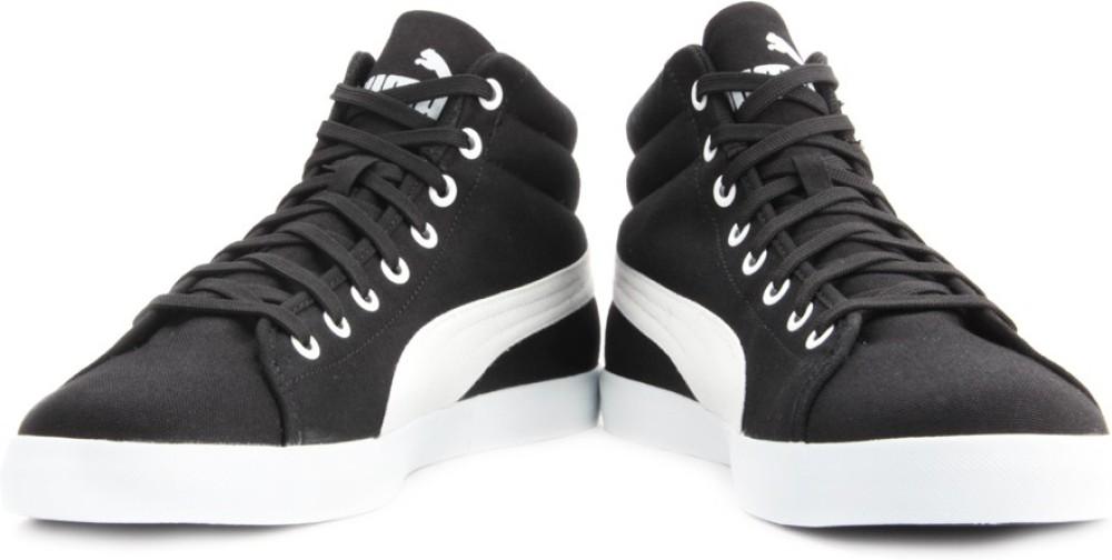 Puma Titan Canvas Mid DP Running Shoes