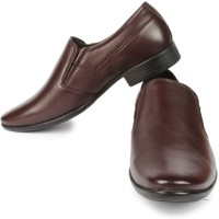 Fortune By Liberty Fl-35-Brown Slip On Shoes