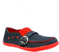 Duppy Star Canvas Shoes