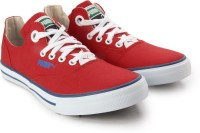 Puma Limnos CAT 3 DP Canvas Sneakers Red