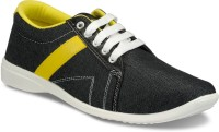 Yepme Men-Grey & Yellow Casuals