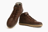 Bacca Bucci Flyer Men Brown Sneakers